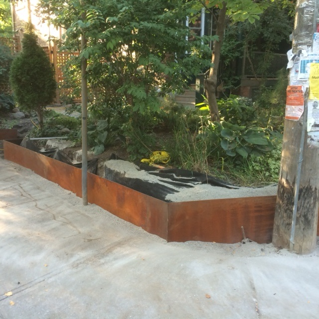 Retaining Walls Hogtown Sheet Metal